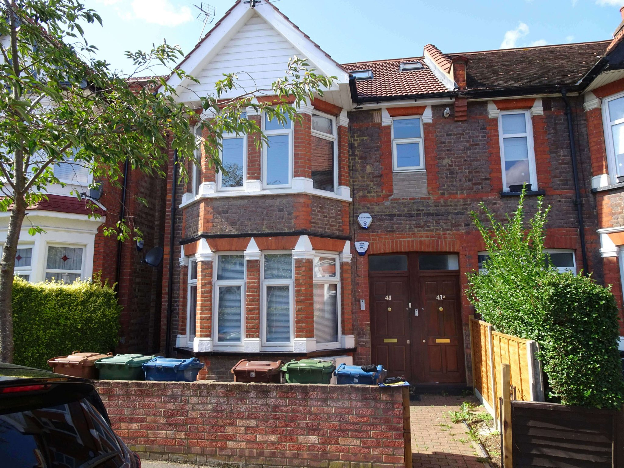 4 bed flat to rent - Oxford Road, Harrow HA1