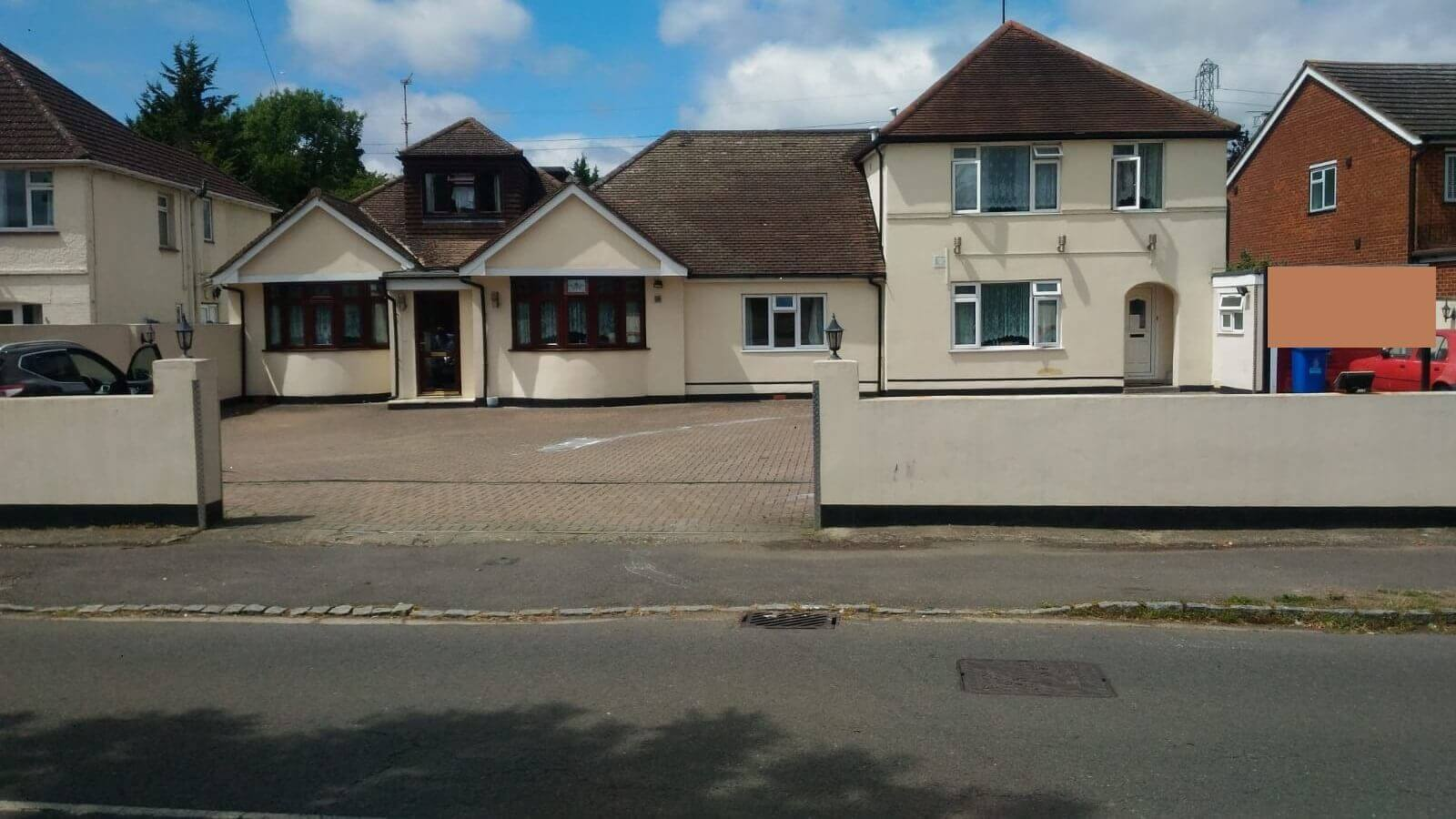 Bed & Breakfast/Heathrow Airport/Ref No: 21324