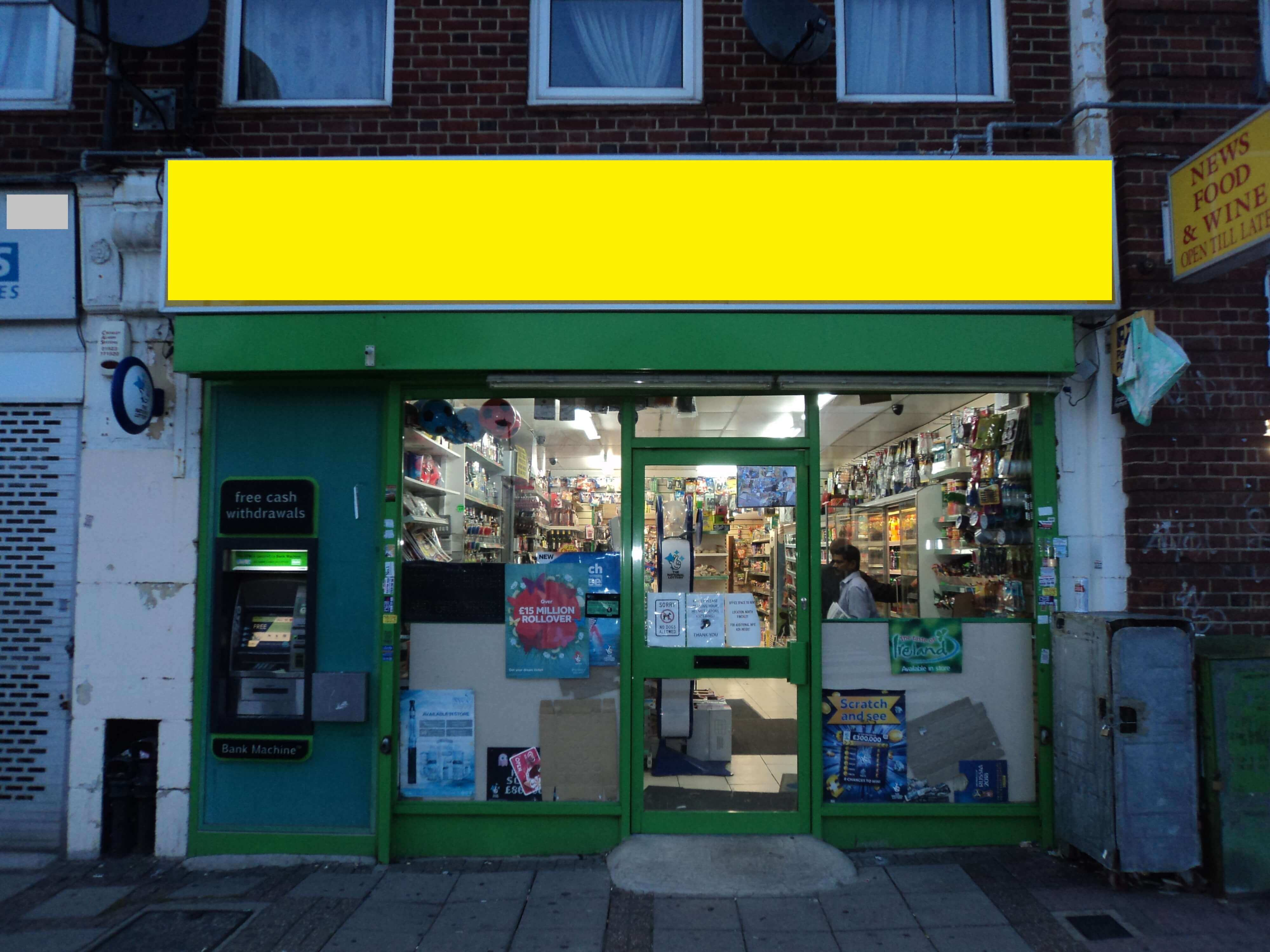 Convenience Store/ Free hold or Lease hold/Mill Hill/Ref No: 24876